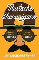 Cover art for Mustache Shenanigans