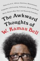 Cover art for The Awkward Thoughts of W Kamau Bell