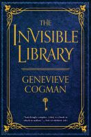 Cover art for The Invisible Library