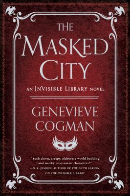 cover of The masked city