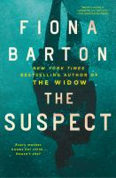 The Suspect by Barton, Fiona © 2019 (Added: 1/22/19)