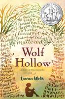 Cover art for Wolf Hollow