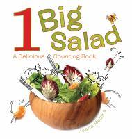 1+big+salad by Medina, Juana © 2016 (Added: 6/15/16)