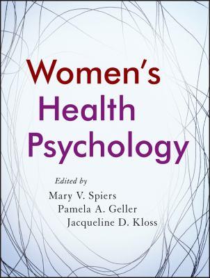 Women's Health Psychology book jacket