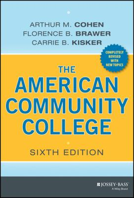 Cover Image:The American Community College