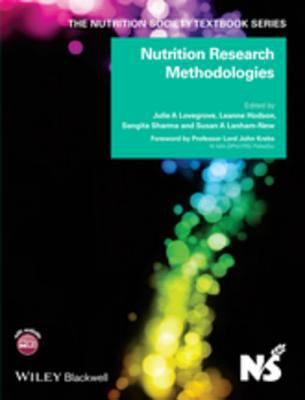 Cover image of Nutrition Research Methodologies