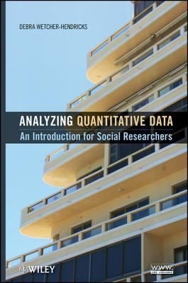 Book jacket for Analyzing Quantitative Data: An Introduction for Social Researchers