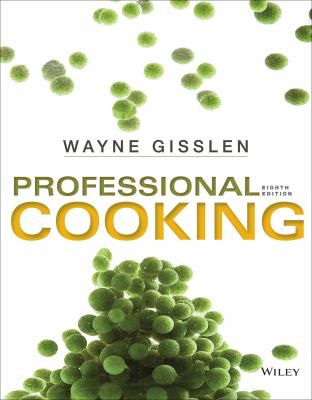 Professional Cooking textbook