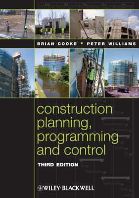 Cover Art - Construction Planning, Programming and Control