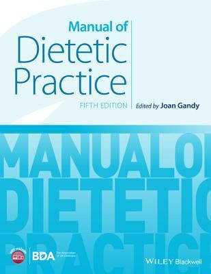 Cover image for Manual of Dietetic Practice