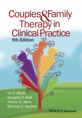 Book jacket for Couples and Family Therapy in Clinical Practice