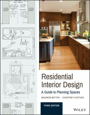 Residential interior design : a guide to planning spaces