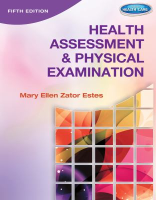 Cover for Health Assessment and Physical Examination eBook