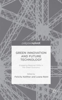 Green Innovation and Future Technology book cover image