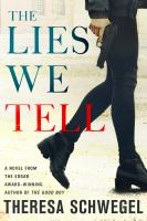 Cover art for The Lies We Tell