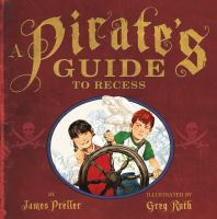 Cover art for A Pirate's Guide to Recess