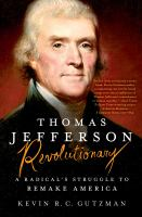 Cover art for Thomas Jefferson Revolutionary
