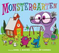 Cover art for Monstergarten