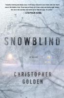 Cover art for Snowblind