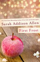 First Frost by Allen, Sarah Addison © 2015 (Added: 1/20/15)