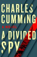 Cover art for A Divided Spy