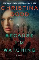 Cover art for Because I'm Watching