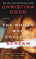 Cover art for The Woman Who Couldn't Scream