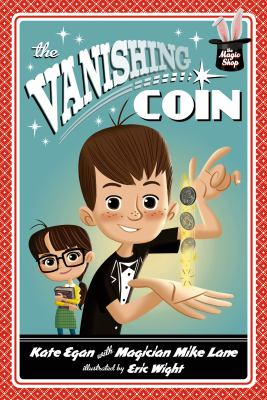 cover of The Vanishing Coin