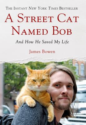 Cover image for A street cat named Bob