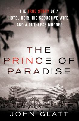 Cover image for The prince of paradise