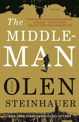 Cover art for The Middleman by Olen Steinhauer