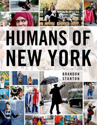 Cover image for Humans of New York