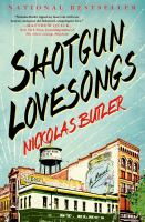 Cover art for Shotgun Lovesongs