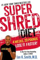 Cover art for Super Shred Diet