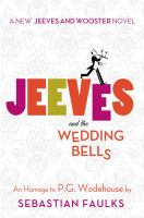 Cover art for Jeeves and the Wedding Bells