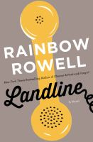 Cover art for Landline