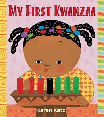 cover of My First Kwanzaa