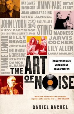cover of The art of noise : conversations with great songwriters