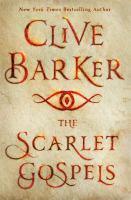Cover art for The Scarlet Gospels