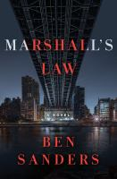 Cover art for Marshall's Law