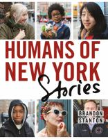 Cover of Humans of New York: Stories