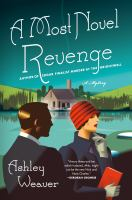 Cover art for A Most Novel Revenge
