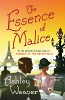 Cover art for The Essence of Malice
