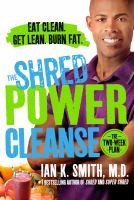 Cover art for The Shred Power Cleanse