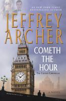 Cover art for Cometh The Hour