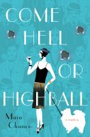 Cover art for Come Hell or Highball