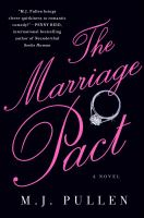 Cover art for The Marriage Pact