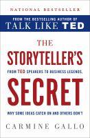 Cover art for The Storyteller's Secret