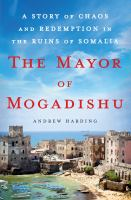 Cover art for The Mayor of Mogadishu