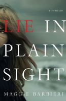 Cover art for Lie in Plain Sight